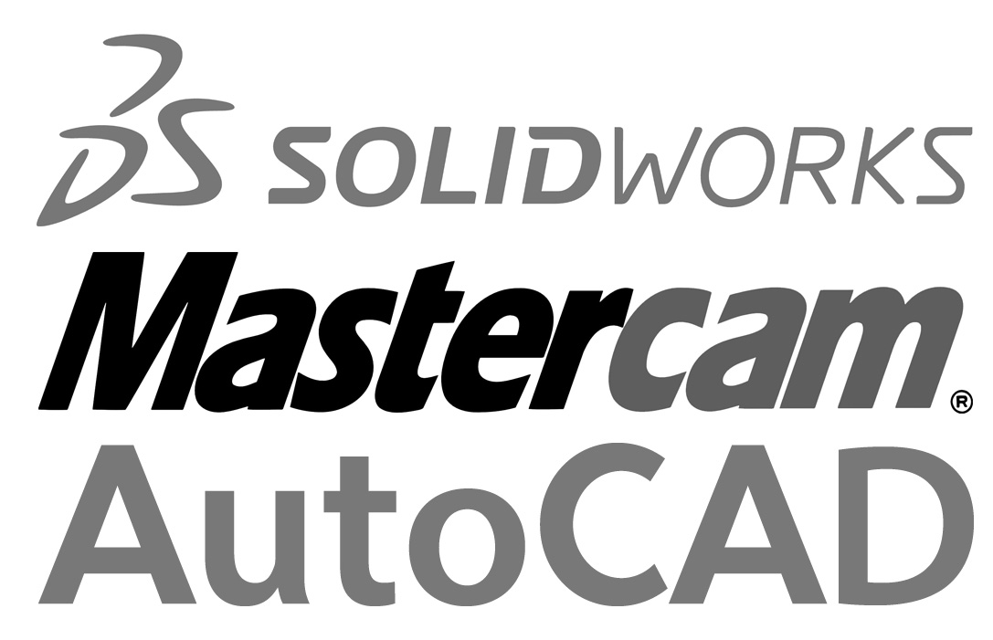 Modern Engineering SolidWorks Mastercam Autocad image bundle
