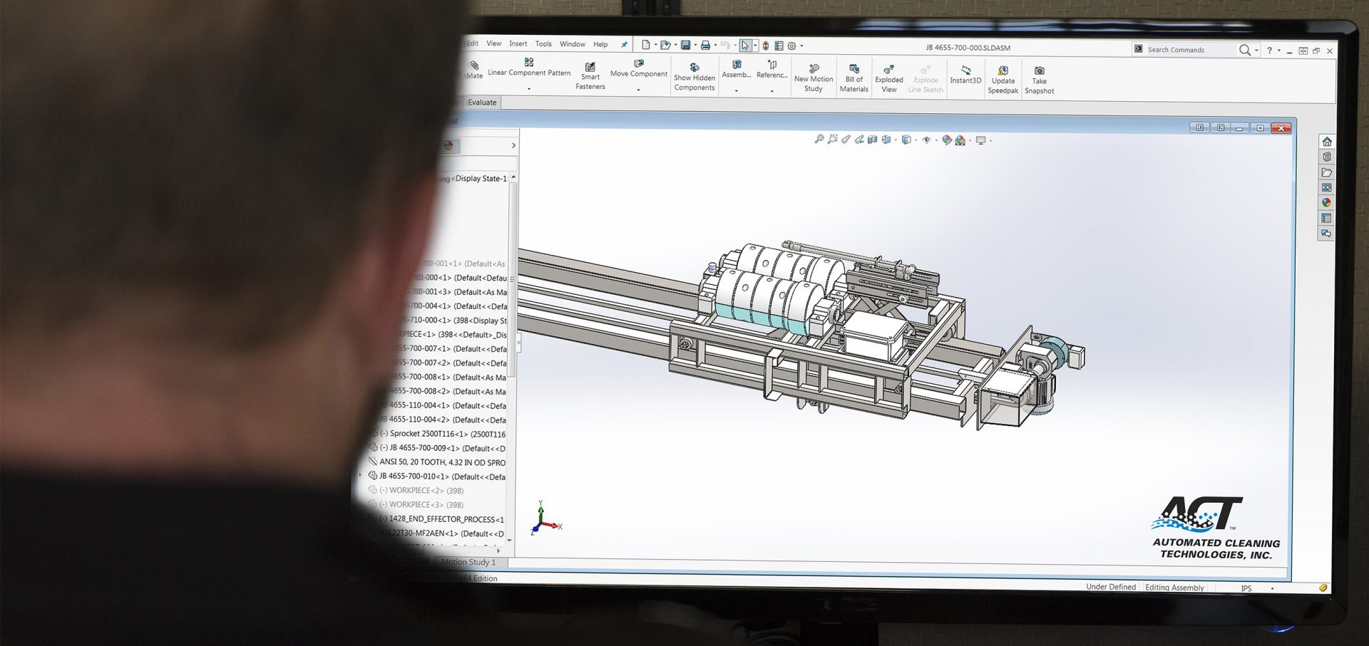 Modern Engineering SolidWorks image
