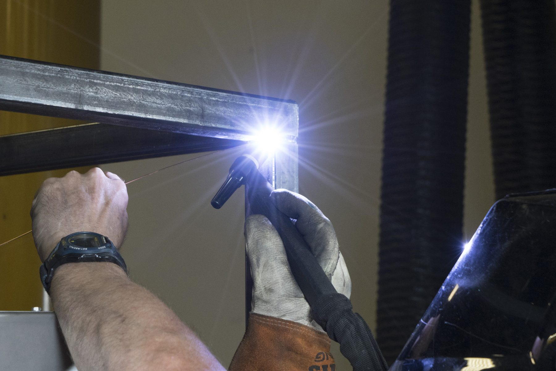Welding - Fabrication Prototypes Experience