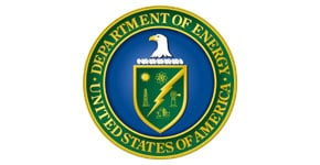 US Department of Energy Logo ACT