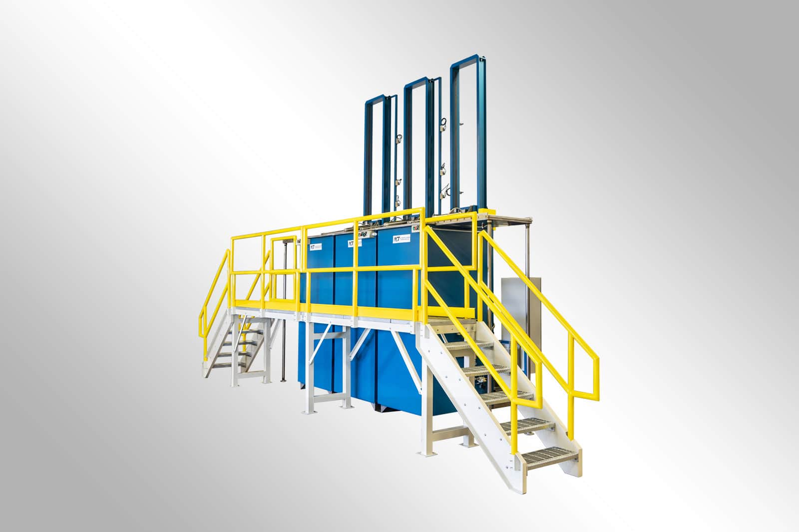 ACT Industrial Cleaning Lines System