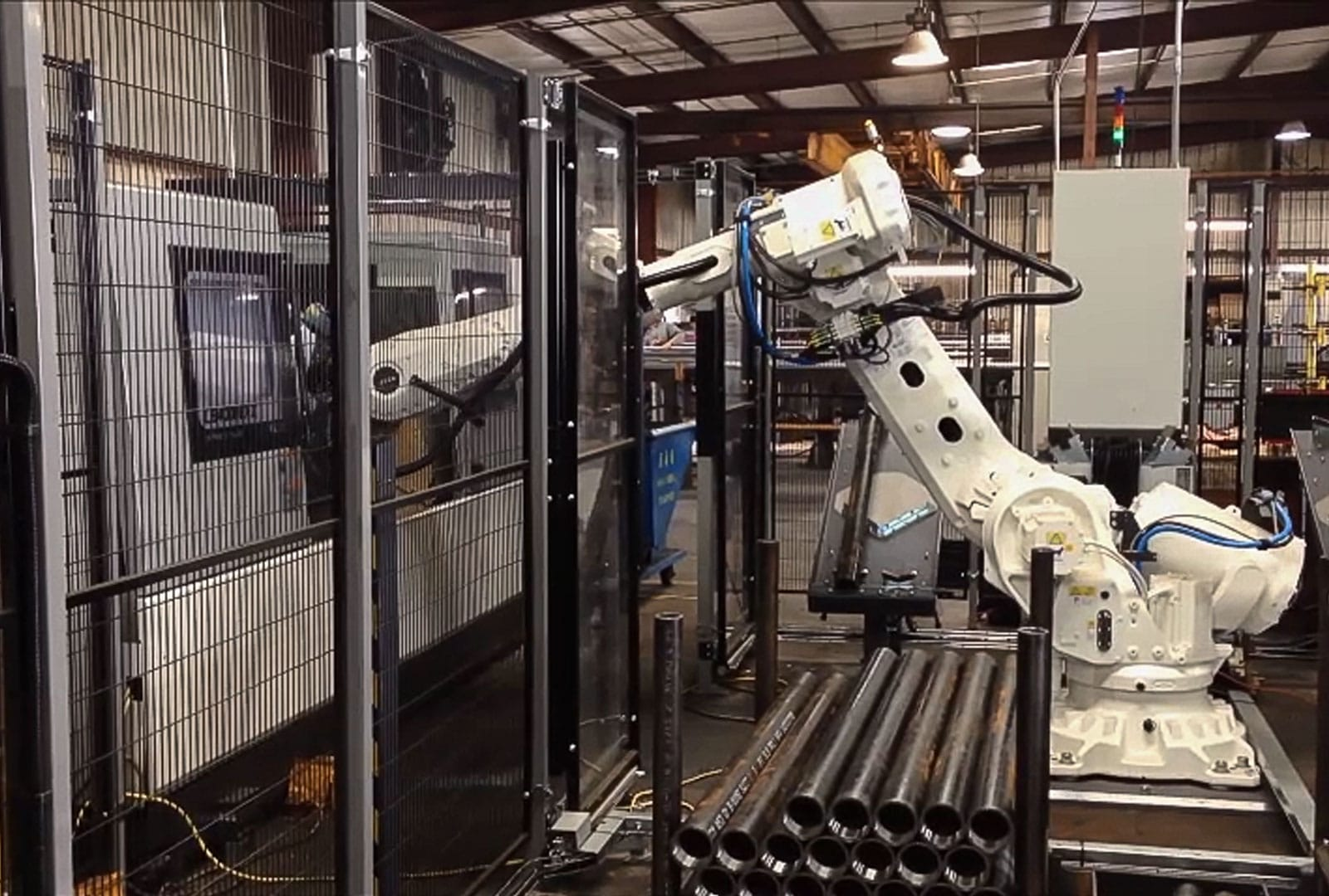 Automated Robotic Material Handling ACT