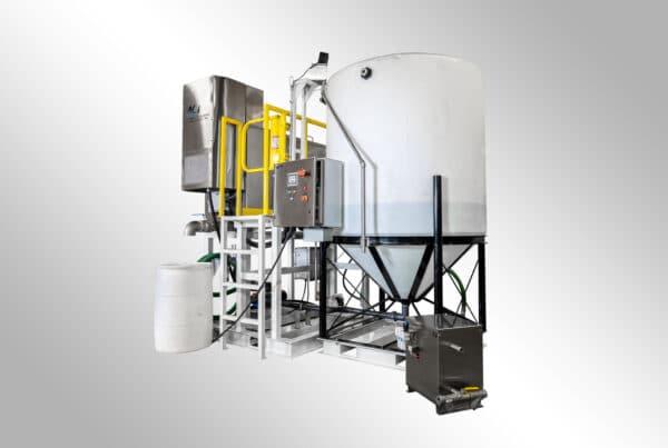 Waste Minimization System for MRO