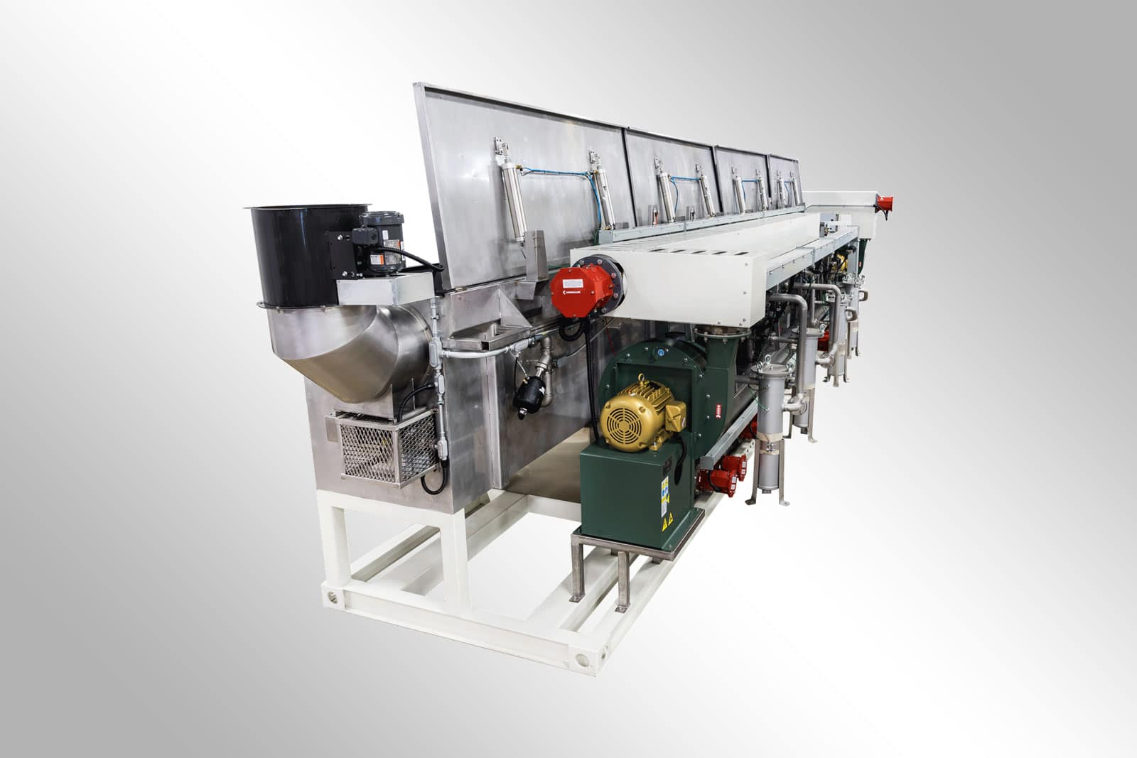 Automated Industrial Tool Cleaning Systems