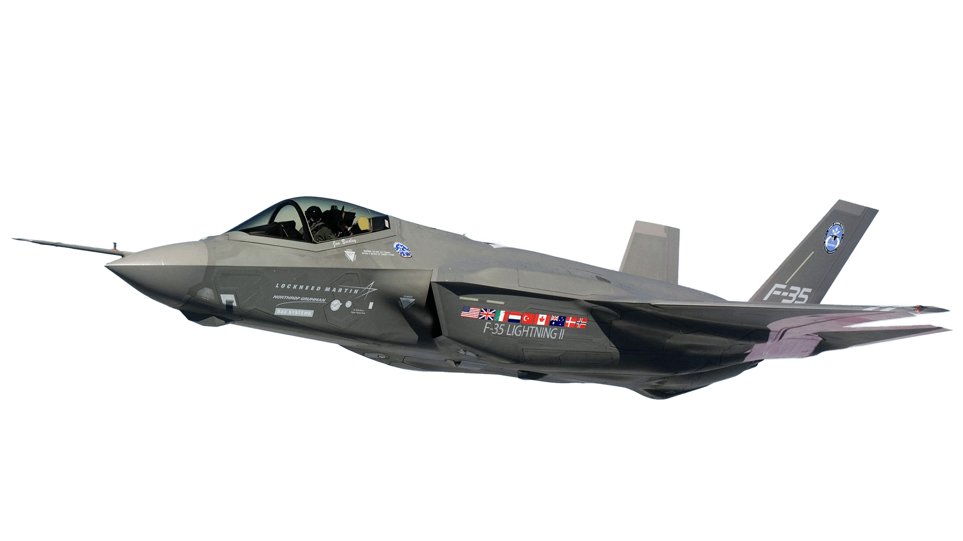 ACT F35 Fighter Plane