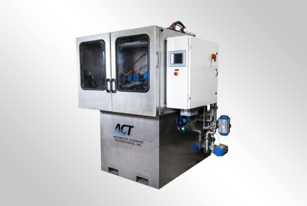 Hydraulic Component Flush System