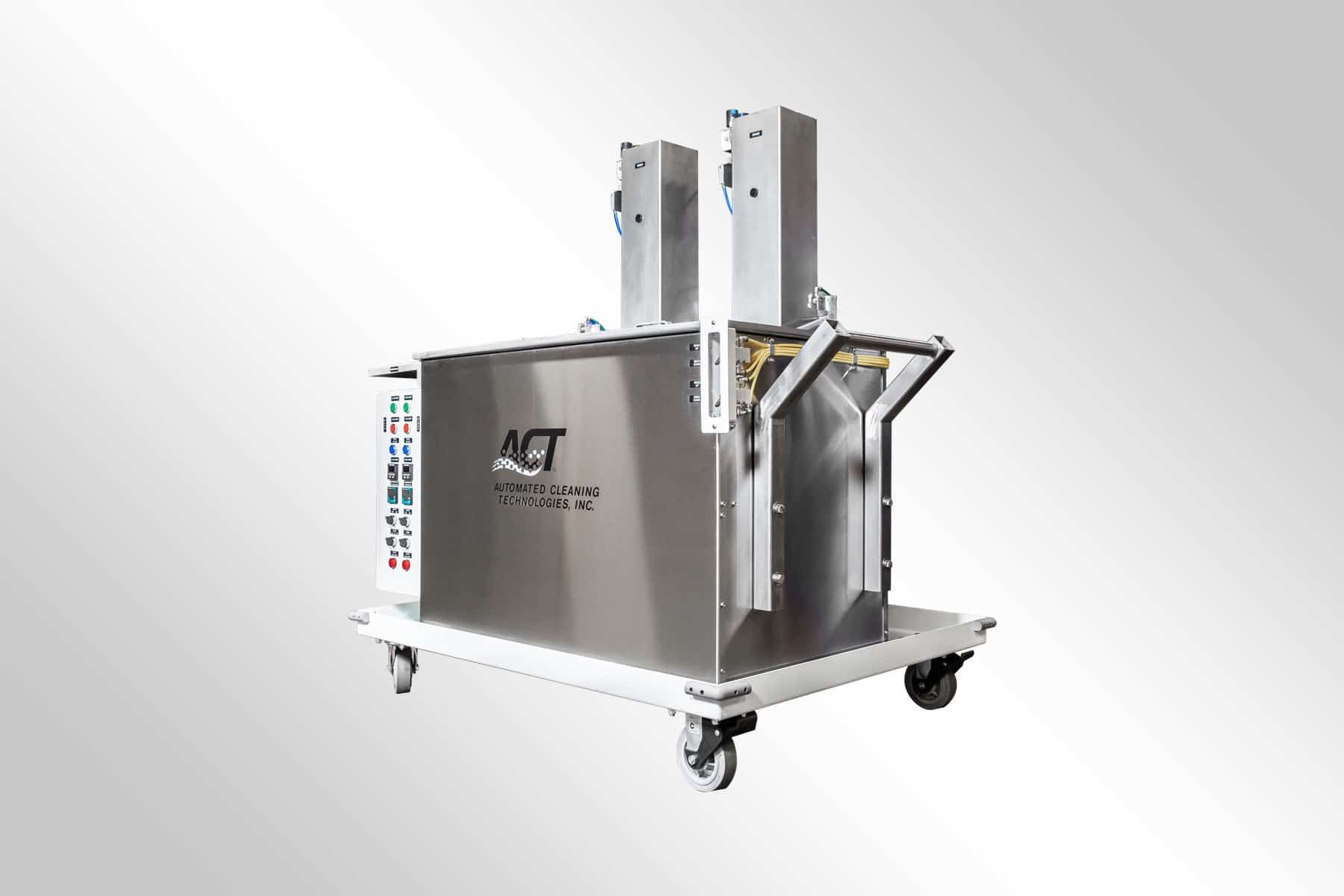 ACT 1BC Mobile Washer Series