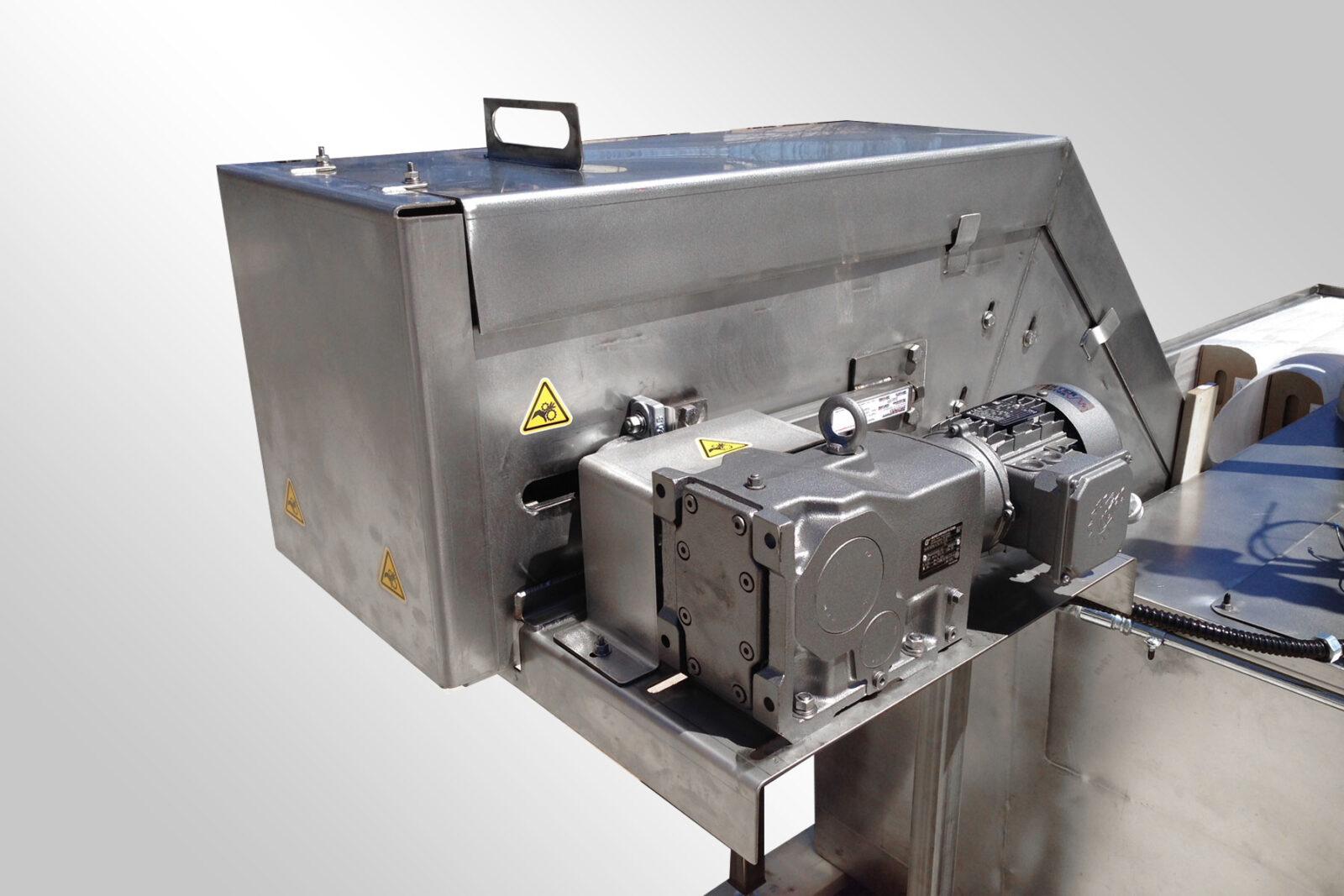ACT Custom Steel Edge Washer 2