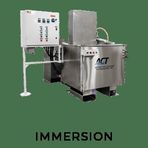 ACT Immersion System San Antonio