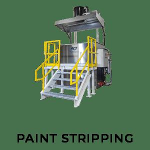 ACT Paint Stripping System San Antonio